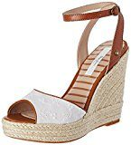 Pepe Jeans London - Sandali Donna, Bianco (White), 41 (EU)