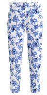 More & More Pantaloni light pacific blue