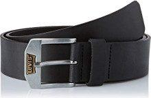 Levi's - 219406-3, Cintura da uomo, Nero (Black), 80 cm (Taglia Produttore: 80)