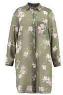 Camicia - green pattern