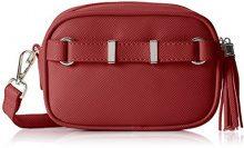ESPRIT027ea1o002 - Borsa a spalla Donna , rosso (610 DARK RED), 8x12.5x18 cm (B x H x T)