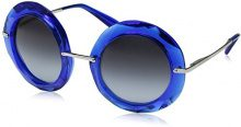 DOLCE & GABBANA TRANSPARENTE BLUEE WITH GREYGRADIENT
