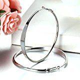 XUPING Jewellery Orecchini a Cerchio da Donna Regalo per Gioielli Moda da Donna Y22