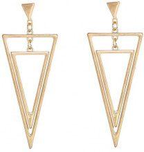 Orecchini triangolari