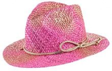 CaPO Zanzibar HAT, Cappello da Sole Donna, Rosa (Fuchsia 42), Medium