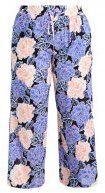 PASTEL CRINKLE WIDE LEG  - Pantaloni - bright multi