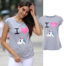 T-shirt I Love Unicorn