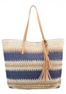 Anna Field Shopping bag blue