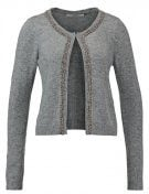 ONLODETTE - Cardigan - medium grey melange