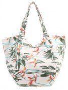 Shopping bag - pink tint