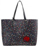SUPER TOMMY STAR - Shopping bag - red