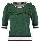 CASCADIA - T-shirt con stampa - eden green