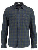 WESTERN FOREST NIGHT - Camicia - forest night