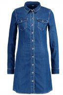 ONLLONNI - Vestito di jeans - medium blue denim