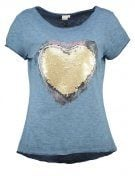 TRINA  - T-shirt con stampa - kentucky blue