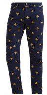 PHARRELL WILLIAMS G-STAR ELWOOD X25 3D - Pantaloni - indigo/gold