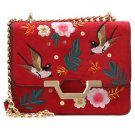 KYLIE BIRD  - Borsa a tracolla - red