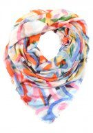 COEURS - Foulard - multi-coloured