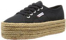 Superga 2790-Cotropew, Sneaker a Collo Basso Donna