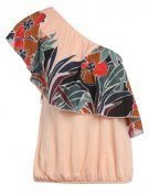 ANNKA BUBBLE - Top - peach