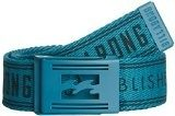 Billabong - Logistic Webbing Bel, Cintura da uomo, blu(blue (dark jade)), taglia produttore: u