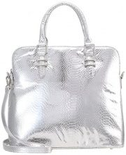 Shopping bag - argento