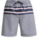 STRIPE  - Shorts da mare - blue