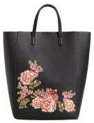 GARDEN - Shopping bag - black