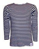 Russo Telnyashka A righe Di marinai / Della marina T-Shirt