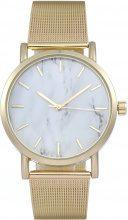 Orologio con quadrante marmorizzato