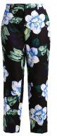 Banana Republic AVERY CHELSEA FLORAL Pantaloni midnight