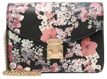 ONLY ONLKASSIA FLOWER  Borsa a tracolla black