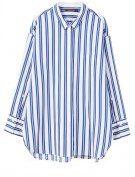 PEDRO - Camicia - vibrant blue
