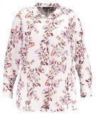 New Look Curves KIZZY FLORAL Camicia white