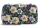 3D FLOWER - Pochette - multicolor