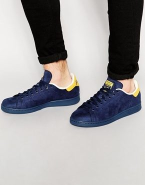 adidas Originals - Stan Smith B24707 - Scarpe da ginnastica scamosciate