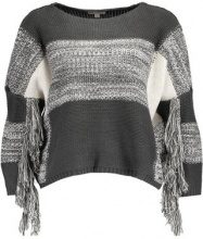 WILD NIGHT - Maglione - off black