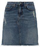 BELLA SKIRT - Gonna di jeans - blue denim