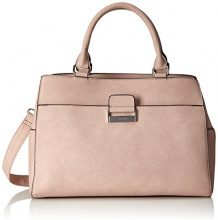 Gerry Weber Talk Different Ii Handbag Mhz - Borsette da polso Donna, Pink (Rose), 14x24x35 cm (B x H T)