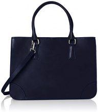 Chicca Borse 9113 Borsa a Mano, 36 cm, Blu