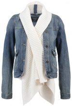 Abercrombie & Fitch Giacca di jeans blue denim