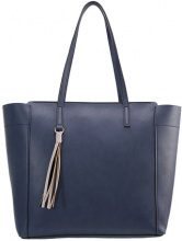 Anna Field Shopping bag navy