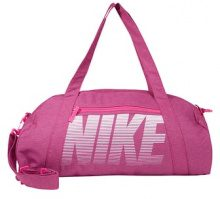Nike Performance GYM CLUB Borsa per lo sport rush pink/rush pink/white