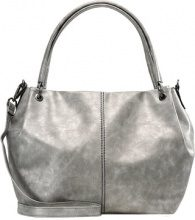 s.Oliver RED LABEL Borsa a mano matt silver