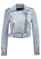 ONLY ONLMOLLY Giacca di jeans light blue denim