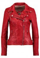 Freaky Nation BIKER PRINCESS Giacca di pelle red