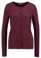 Vila VIRIL  Cardigan fig/melange