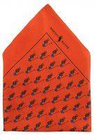 Polo Ralph Lauren BOLD POLO PLAYER POCKET SQUARE  Cravatta orange