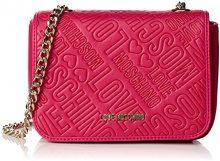 Love Moschino Moschino - Borse a spalla Donna, Pink (Fuchsia), 8x14x20 cm (B x H T)
