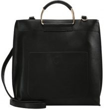 New Look CORA SLEEK METAL HANDLE Shopping bag black